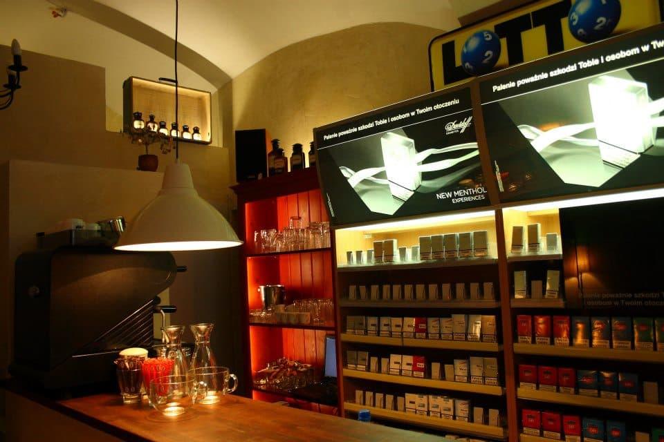Restauracja Kawa i Papierosy